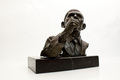 Obama Bronze Sculpture