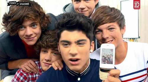 One Direction; 'Find The Phone' ♥