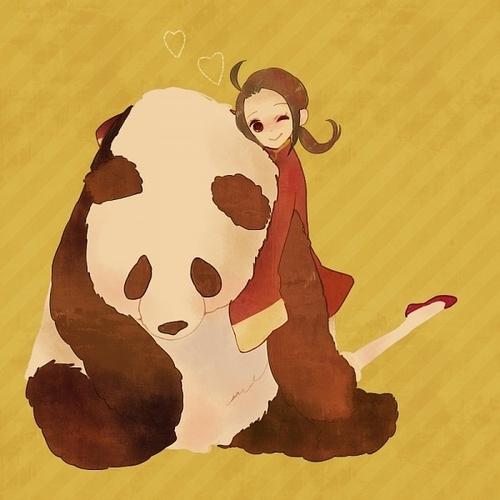 Pandaa!