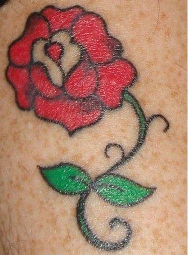 Paul Stanley's tat