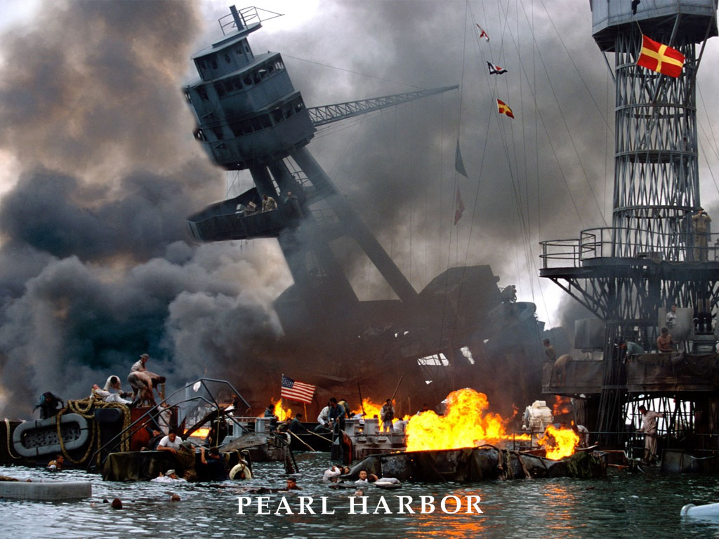 pearl harbour On december 7, 1941, the imperial japanese navy launched a surprise attack on the united states, bombing warships and military targets in pearl harbor, hawaii.