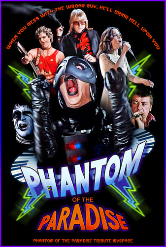 Phantom of the Paradise fond d'écran with animé titled Phantom of the Paradise
