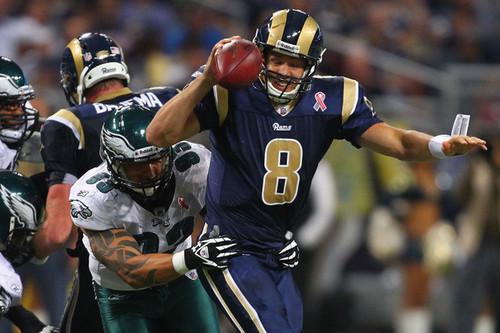 Philadelphia Eagles v St. Louis Rams- September 11, 2011