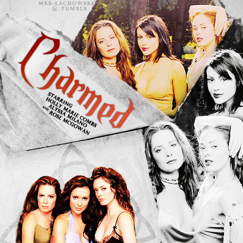 Piper, Paige and Phoebe♥