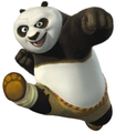 Po - kung-fu-panda photo