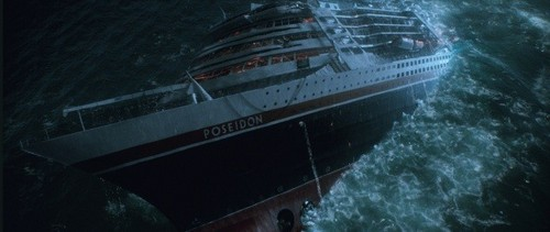 Poseidon's final moments.
