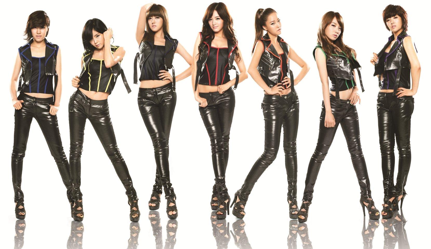 Rainbow (Korean band) images Rainbow - A (Japanese Version ...