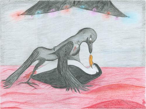 Raven and Skipper: Seduction