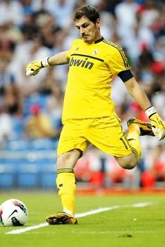 Real Madrid vs Getafe 10.9.2011