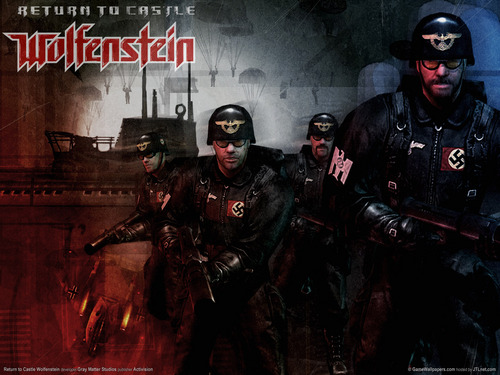 Return to château Wolfenstein