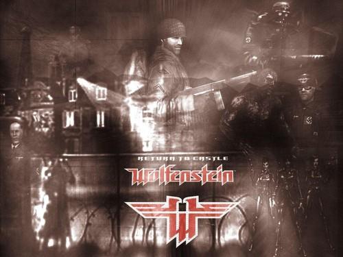 Return to schloss Wolfenstein