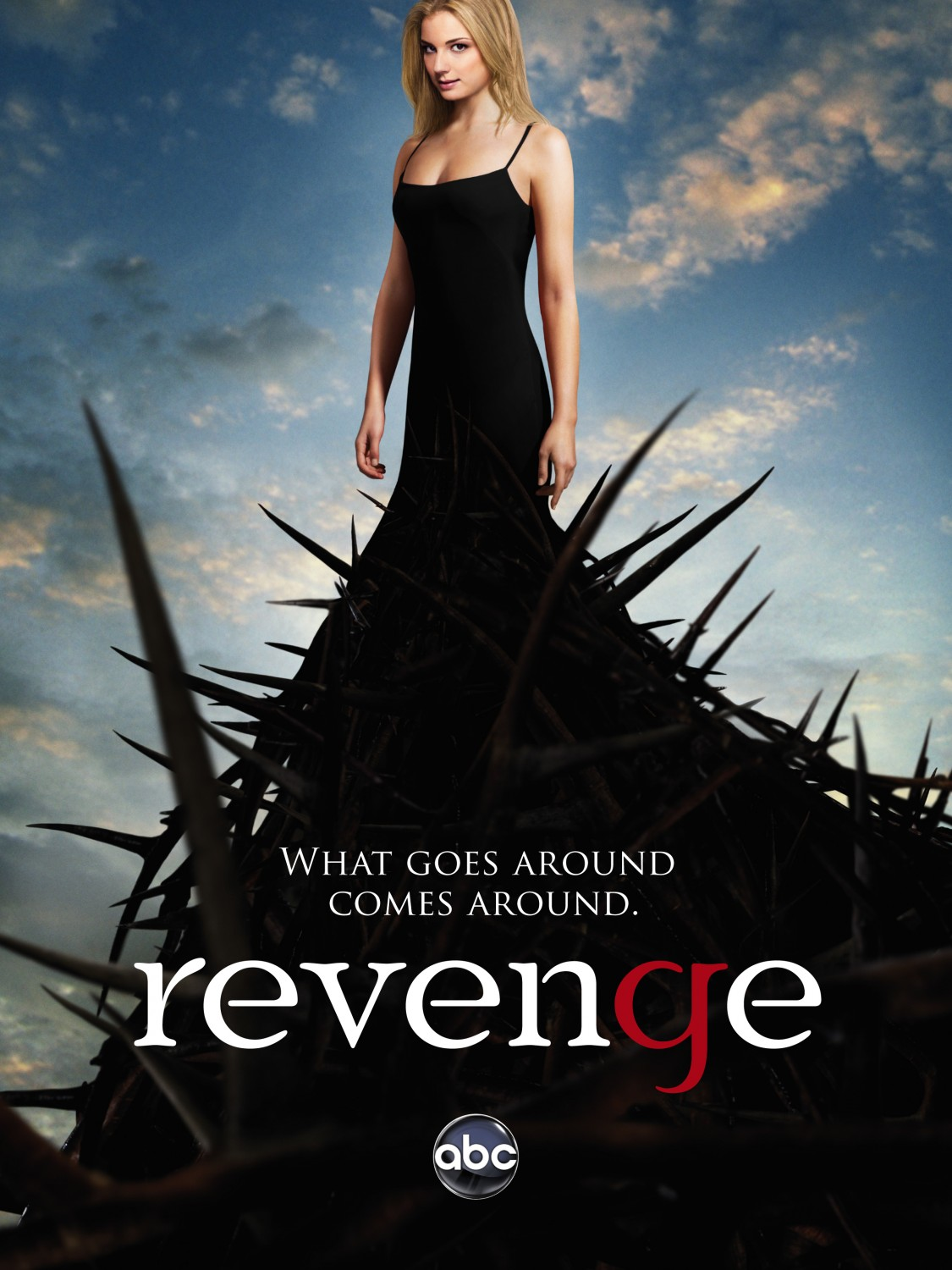 Revenge - Season 1 - **UPDATE** HQ Promotional Poster ...