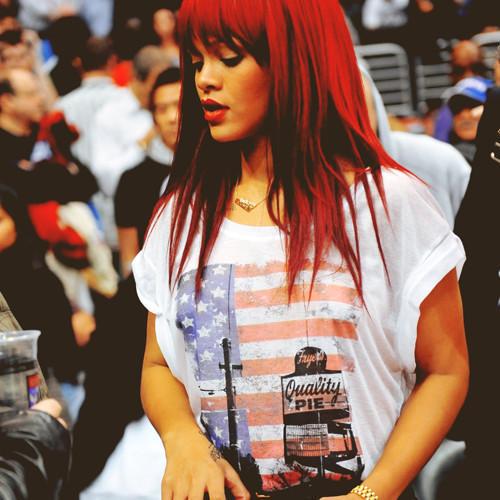 Rihanna;