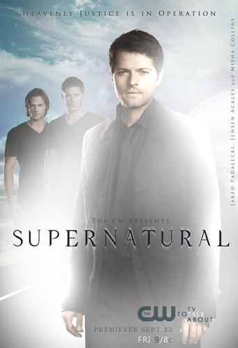 Fan Made Season 7 Supernatural Promotional Poster (HQ)