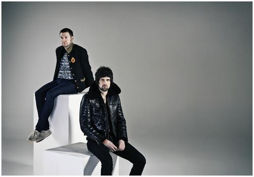 Sergio and Tom