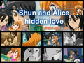 Shun and alice hidden love