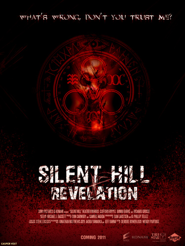 Silent heuvel 3D: Revelation