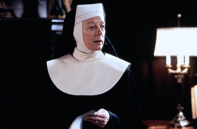 Sister Act(1992) - Maggie Smith Photo (25472348) - Fanpop