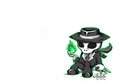 Skul :) - skulduggery-pleasant fan art