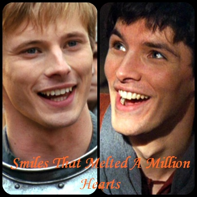 Smile - merlin-and-arthur Photo
