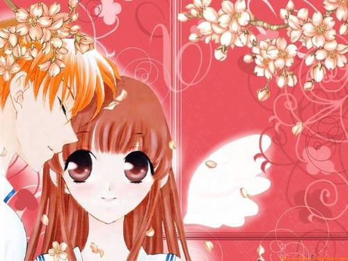 Fruits Basket Imágenes So In Amor With Tohru Hd Fondo De