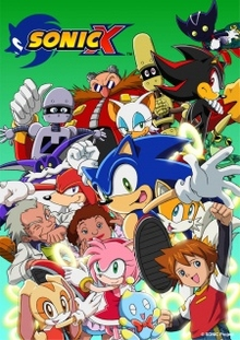 Sonic X images Sonic X wallpaper and background photos