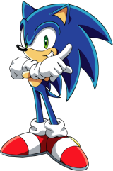 Sonic X achtergrond with anime entitled Sonic