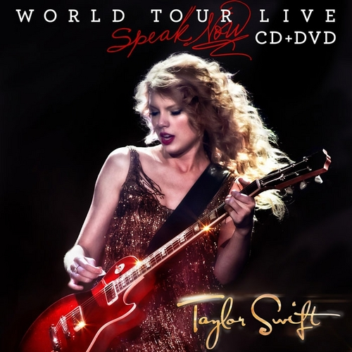 Speak Now Tour Live CD+DVD