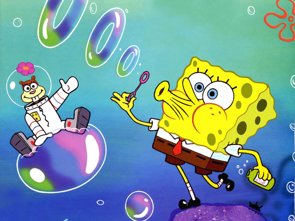 spongebob animated wallpaper