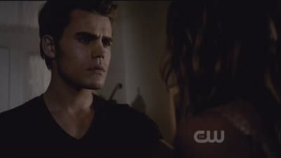 Stefan with Andie in 3.01 - klaus-and-stefan Photo