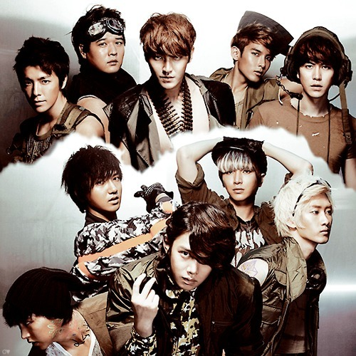 Super Junior ver B :x