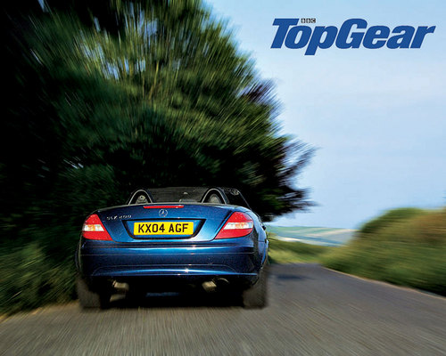 Top Gear wallpaper probably containing a sedan and an automobile called TG ;D