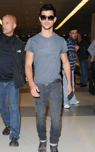Taylor - Arriving in New York – 09/20.