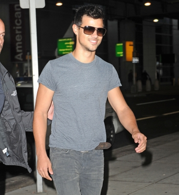 Taylor Sept 20. JFK Airport