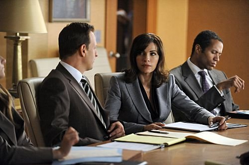 The Good Wife - Episode 3.03 - Get A Room - Promotional ছবি