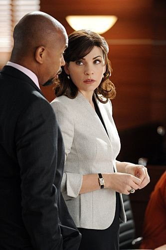 The Good Wife - Episode 3.04 - Feeding the چوہا - Promotional تصاویر