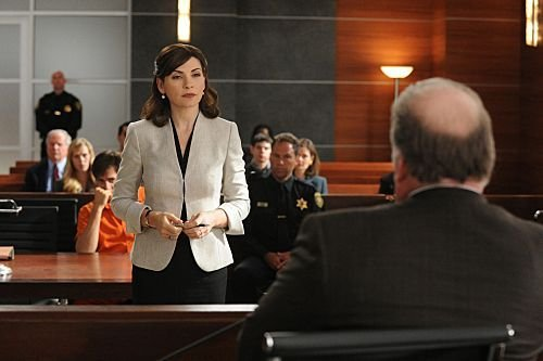 The Good Wife - Episode 3.04 - Feeding the Rat - Promotional Photos