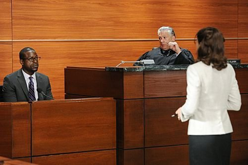 The Good Wife - Episode 3.04 - Feeding the daga - Promotional mga litrato