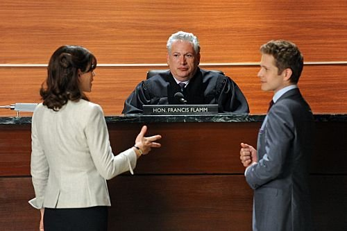 The Good Wife - Episode 3.04 - Feeding the 쥐 - Promotional 사진