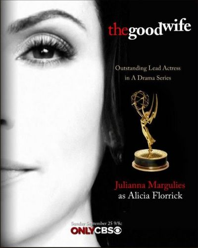 The Good Wife Season 3 Poster