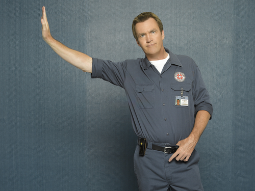 The Janitor - scrubs Wallpaper