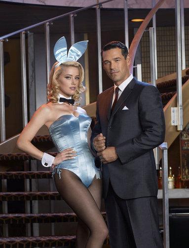 Amber Heard & Eddie Cibrian
