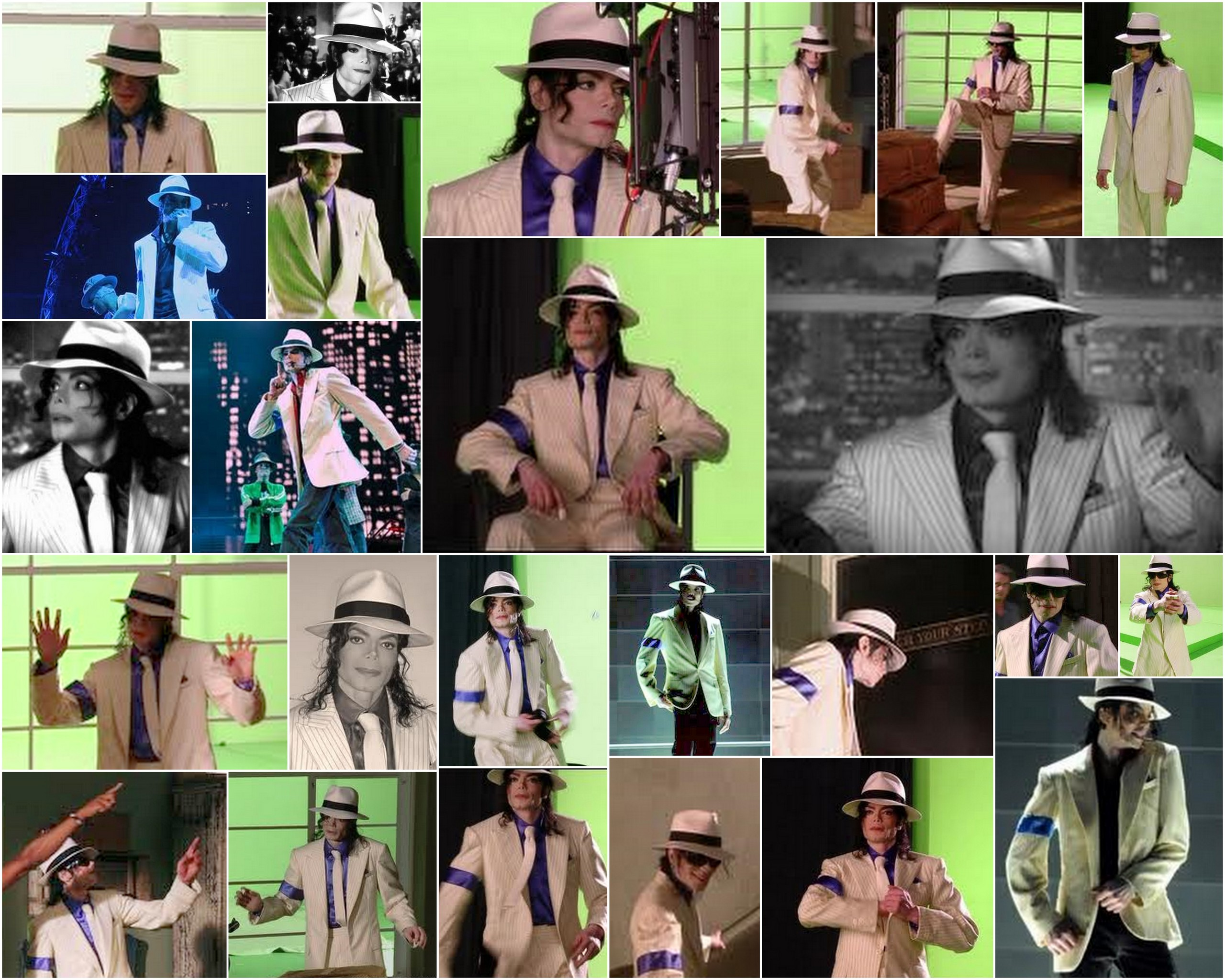 "This is it ""Smooth criminal"""