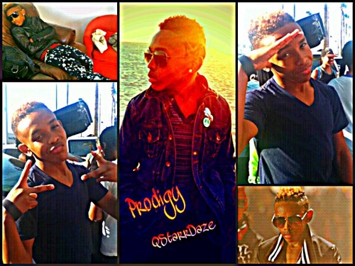 Prodigy (Mindless Behavior) wallpaper called This is my Teddy Bear!! ;) Prodigy