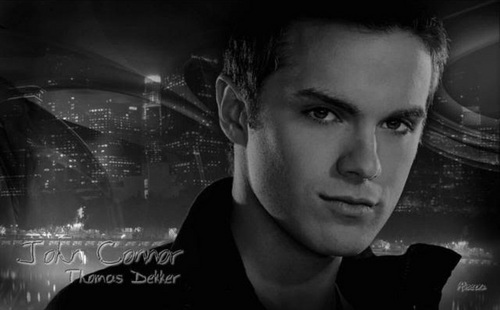 Thomas Dekker wallpaper probably containing alcohol and a business district entitled Thomas<3