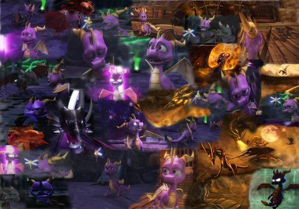 The legend of spyro - Spyro wallpaper ...