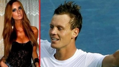 Tomas Berdych new girlfriend Ester Satorova (19)
