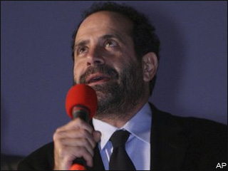 Tony Shalhoub wallpaper possibly with a business suit titled Tony
