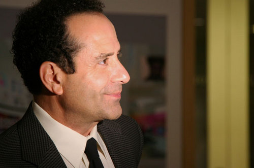 Tony Shalhoub wallpaper probably containing a business suit titled Tony