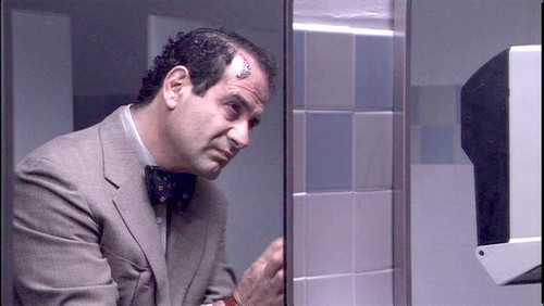 Tony Shalhoub wallpaper containing a bathroom, a washroom, and a men's room called Tony
